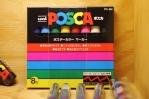 Japanese POSCA set