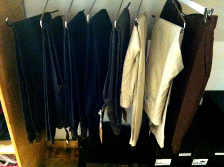 Pants on sale